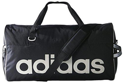 e16af3b291 Adidas M67875 Lin Per Tb Borsa da Uomo, Nero / Bianco – TravelKit