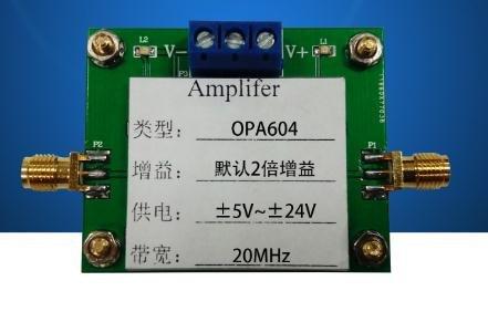 ws-xing opa604 alta velocidad banda ancha amplificador operacional FET Amplificador Audio Amplificador Invertir competencia memoria: Amazon.es: Electrónica