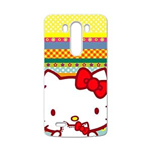 Happy Hello kitty Phone Case for LG G3 Case