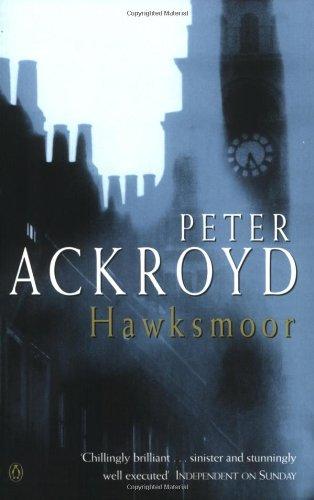 book cover of Hawksmoor
