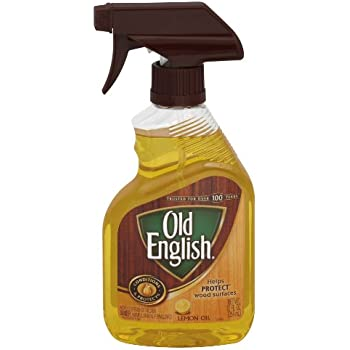 Amazon Com Old English Lemon Oil Furniture Polish 12 Fl