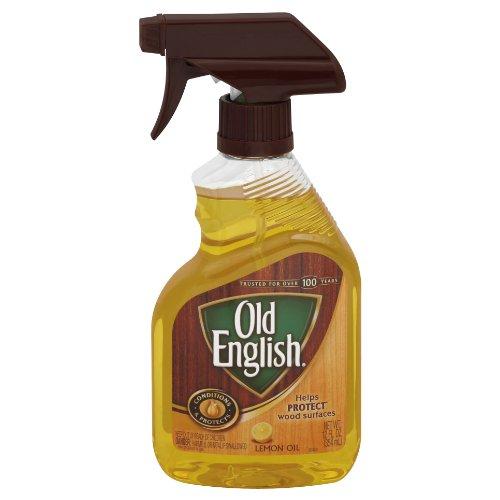 Old English Lemon Oil Furniture Polish, 12 fl oz Bottle