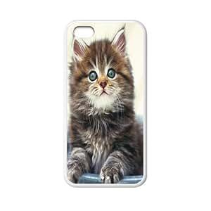 Custom Cat Back Cover Case for iphone 5C JN5C-022