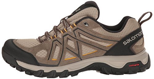 dc3e9866623 Salomon Men's Evasion 2 Aero Hiking Shoe, Vintage Kaki, 10 M ...