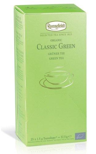 Ronnefeldt Teavelope Classic Green Tea Organic