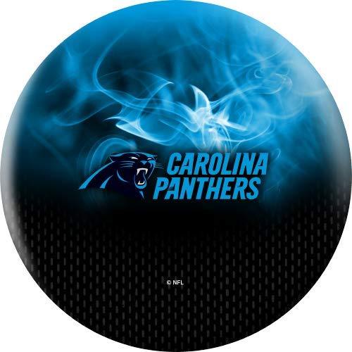 NFL-Carolina-Panthers-On-Fire-Undrilled-Bowling-Ball