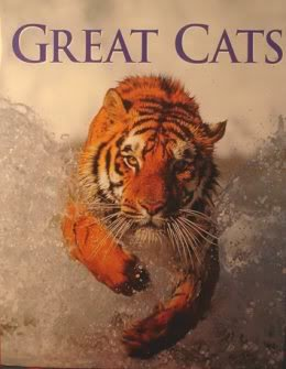 Great Cats (Majestic Creatures of the Wild) ()