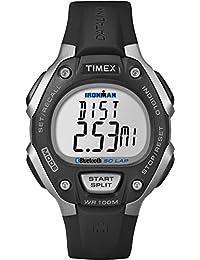 Timex Men's Ironman TW5K86300 Black Resin Quartz Watch