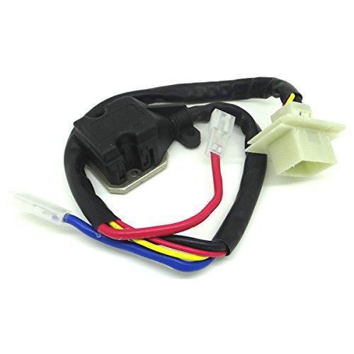 (Yihao 2108218351 New Blower Motor Resistor Regulator for Mercedes Benz E320 E420 E430 1997-2002 Mercedes W210 E 55 Amg 2108218351, 210 821 83 51,)