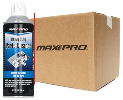 Max-Pro GO-002-152-12PK Heavy Duty Parts Cleaner - 12 oz., (Pack of 12)