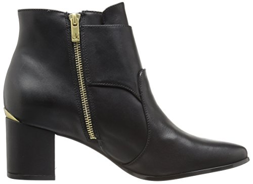 Florine Calvin Black Boot Klein Women's Leather Eq7rxwPqZ