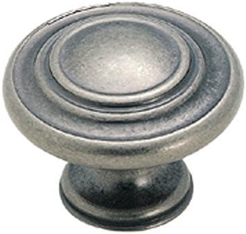 "Vintage//Venetian Bronze 1-3//4/"" Die-Cast Bi-Fold Knob"