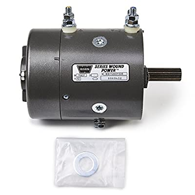 WARN 77893 Winch Motor - short