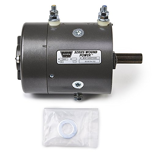 (WARN 77893 Winch Motor - short)
