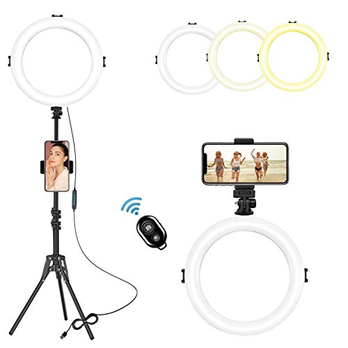 8 Led Selfie Ring
