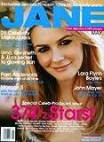 Jane Magazine - Alicia Silverstone (On Cover) Interviewed By Woody Harrelson - Celebrity Issue - Lara Flynn Boyle - Jessica Simpson - Uma Thurman - John Mayer - Pamela Anderson - Brad Pitt & Jennifer Aniston (May, 2004)