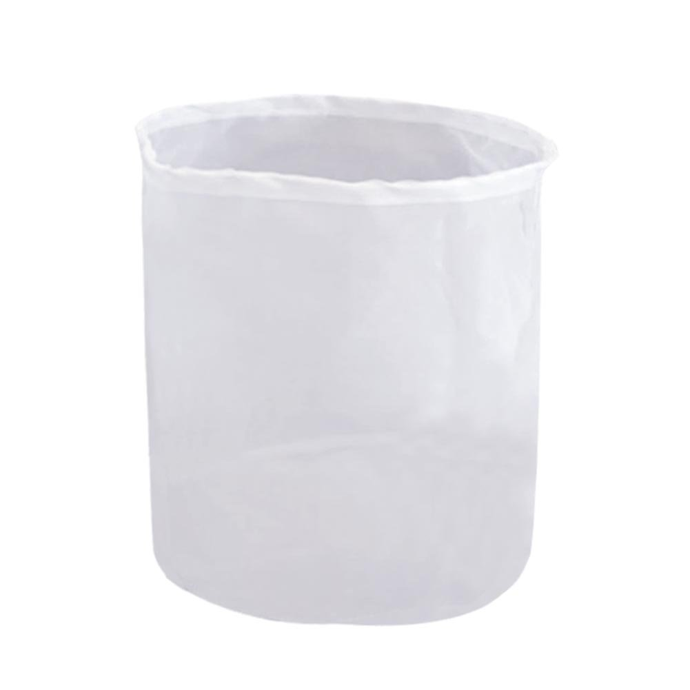 Kitchen Food Straining Bag Jelly Strainer Nylon 120Micron Home Wine Brew Bag Extraction Sack 12x18in