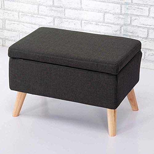 Xushengshangmaoo Nordic Retro Hall Creative Change Shoe Stool Storage Stool Storage Stool Clothing Shop Sofa Stool Shoes Cloakroom Sofa Stool Bar Stool Indoor Outdoor (Color : 18)