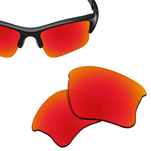 New 1.8mm Thick UV400 Replacement Lenses for Oakley Flak Jacket XLJ Sunglass - Options
