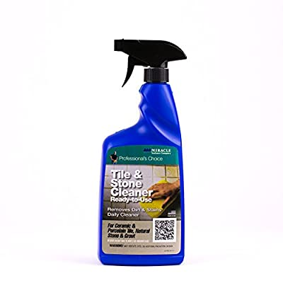 Miracle Sealants TSC 32OZ SG Tile and Stone Cleaner, 32 oz.