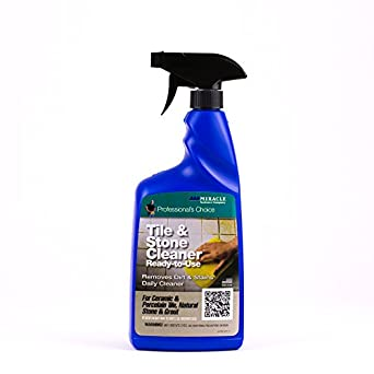 Miracle Sealants TSC 32OZ SG Tile and Stone Cleaner, 32 oz. Spray Bottle