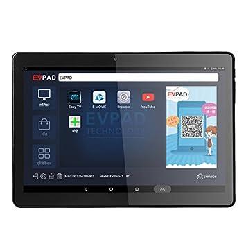 HITSAN Evpad I7 32GB MTK6753 Octa Core 10 1 Inch Android 7 0