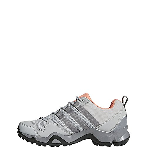 Scarpa Terrex Ax2r Adidas Per Donna Outdoor (6 - Grey Grey / Nero / Semi Frozen Yellow)