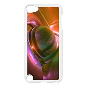 Ipod Touch 5 Heart Phone Back Case Customized Art Print Design Hard Shell Protection TY094075