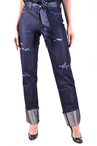 Jacob Cohen Femme MCBI160326O Bleu Coton Jeans