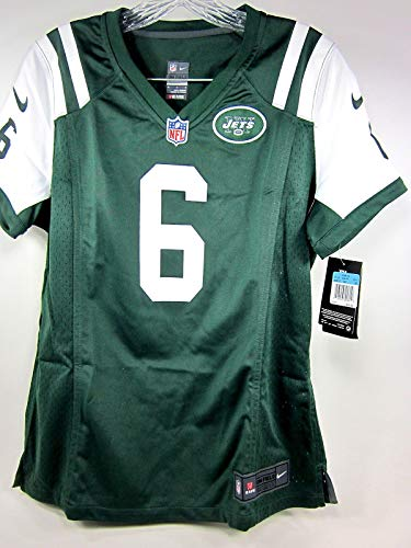 Nike, NFL Women's Gameday Jersey, NY Jets Mark Sanchez #6 Medium