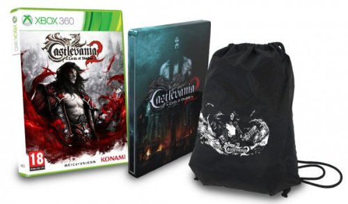 Castlevania Lords Of Shadow 2 Collector S Edition Amazon Co Uk