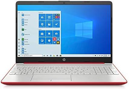 "2020 HP Pavilion 15.6"" HD Laptop Computer, Intel Dual-core Pentium Processor, 16GB RAM, 256GB SSD, HD Webcam, Intel UHD Graphics 605, Bluetooth, USB-C, Windows 10 S, Red, 32GB SnowBell USB Card WeeklyReviewer"