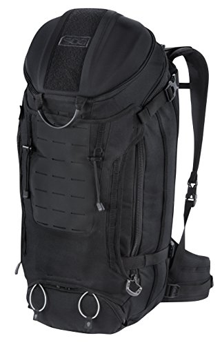 SOG Seraphim Backpack CP1006B Black, 35 L by SOG (Image #2)