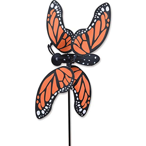 Kite Clothing Butterfly (Premier Kites Whirligig - 20 in. Monarch Butterfly)