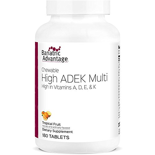 Bariatric Advantage High ADEK Multi Vitamin 180 Capsules