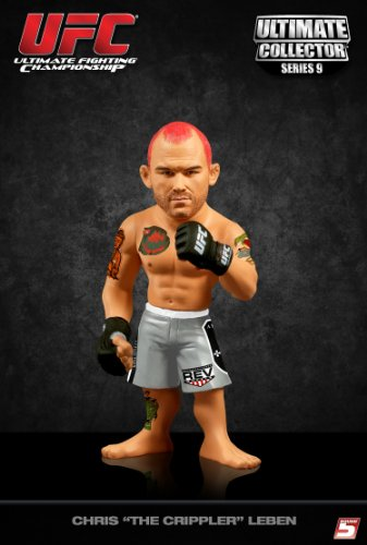 (UFC Ultimate Collector Series 9 Chris The Crippler Leben)