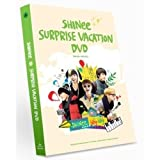 SHINee Surprise Vacation DVD (6 DISC) One Fine Day 317 minutes English Subtitle