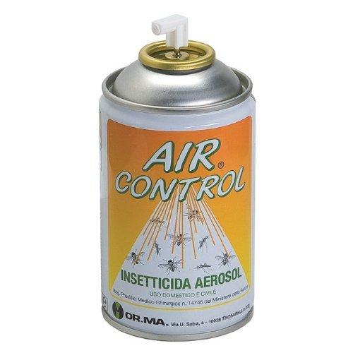 Insecticida en aerosol Air Control a base de pelitre – Botella para usar en difusores automáticos: Amazon.es: Hogar