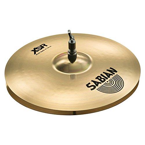 Sabian XSR1403B 14'' XSR Rock Hats Cymbal by Sabian