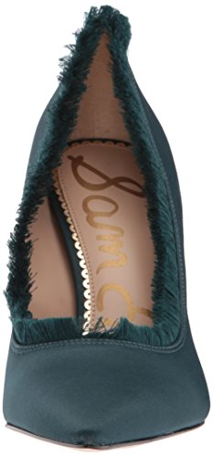 Sam Edelman Women Halan Pump Smeraldo Satin