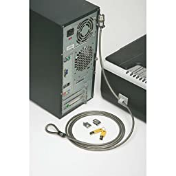 SKILCRAFT 5340-01-598-7495 Kensington Desktop and Peripherals Locking Kit