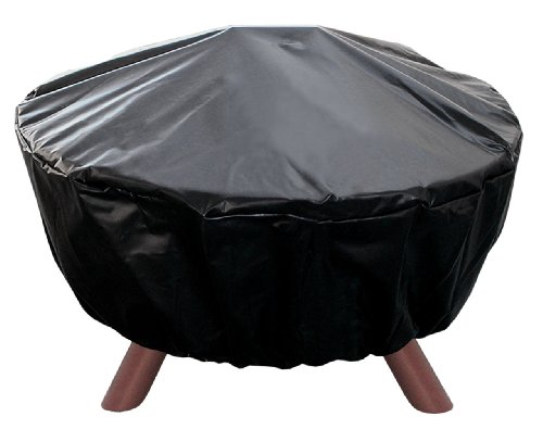 Landmann USA 29300 Big Sky Fire Pit Cover, 30-Inch Diameter ()