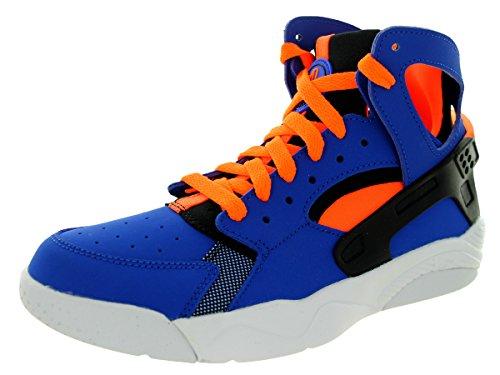Boy's Nike 'Air Flight Huarache' Basketball Shoe, Size 4.5 M