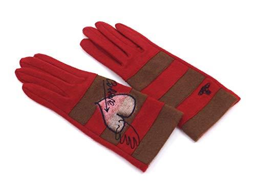 (ヴィヴィアン?ウエストウッド) Vivienne Westwood 手袋 v1128-01
