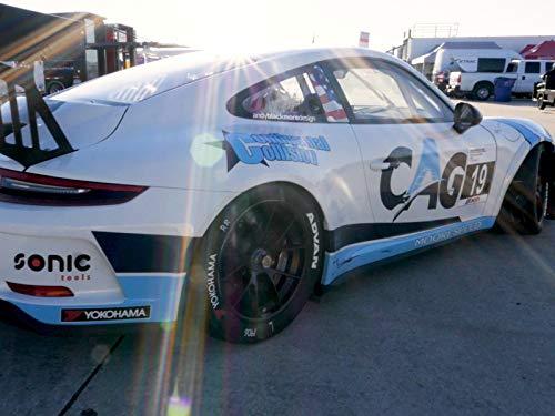 The Porsche GT3 Cup Challenge