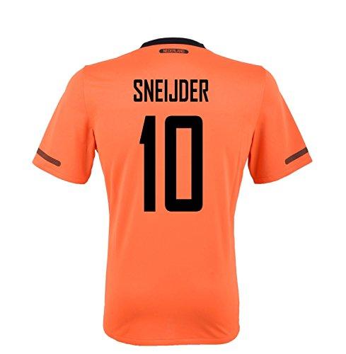 素朴な発生する不適切なNIKE SNEIJDER #10 Holland Home Jersey YOUTH./サッカーユニフォーム オランダ ホーム用 背番号10 スネイデル ジュニア向け