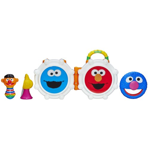 Playskool Sesame Street Take Along Band