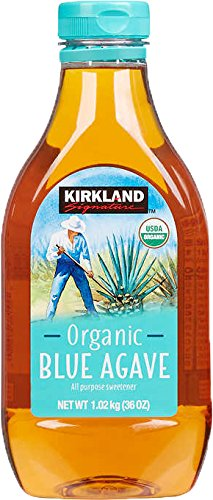 Kirkland Signature Organic Blue Agave All Purpose Sweetener, 36oz Bottle