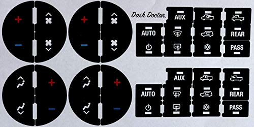 chevy impala heater control - 9