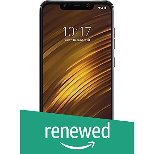 Renewed-Poco-F1-by-Xiaomi-Graphite-Black-256-GB-8-GB-RAM